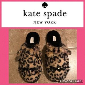 Kate Spade House Shoes New